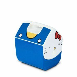 HELLO KITTY 7 QT SPECIAL EDITION PLAYMATE PAL IGLO